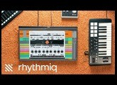 This is Rhythmiq — Turn your tracks into a performance