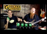 The Maxon Modded OD808s (feat. Keeley, Catalinbread, Earthquaker Devices, and Pigtronix)