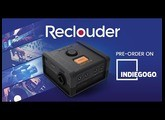 Reclouder - the personal hybrid audio recorder.