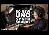80 new UNO Synth Sound Presets made by haQ attaQ