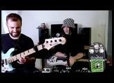EBS OctaBass 'Blue Label' demo by Henrik Linder & Erik Arkö