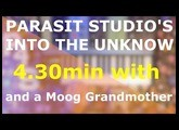 4.30 Minutes with  Parasit Studio's Into the Unknow w/Moog Grandmother
