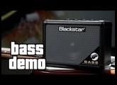 Blackstar FLY 3 Bass Demo
