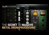 The Secret to Massive Metal Drum Processing