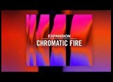 CHROMATIQUE FIRE Demo Expansion Techno, Hip Hop,Electrique de native Instruments maschine et battery
