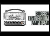 Bugera T5 INFINIUM - 5 Watt Cage Style Tube Amplifier Head