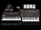 Odyssey Shootout: Korg vs Behringer rematch
