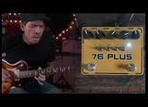 SolidGoldFX 76 Plus fuzz/octave/filter pedal