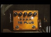 My Favorite Octave Fuzz Just got Better - SolidGoldFX 76 Plus Fuzz & Filter Demo