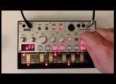 Volcaniced: Volca Bass Only // 45 Minutes Improviced Jam (120 bpm)