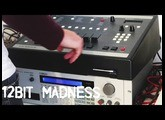 Making a beat on the SP1200 | Chief Rugged's 12Bit Madness #10