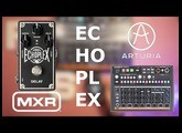 [TEST] 7 minutes with the MXR Echoplex Delay on Arturia DrumBrute Impact
