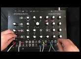AtomoSynth Perceptron demo1 arpegio