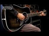 Gibson Bats in Flight Dreadnought Acoustic Guitar