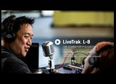 The Zoom LiveTrak L-8 : The Board For Podcasters