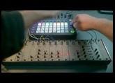 AE modular Demo MIDI Sync with Novation CIRCUIT