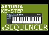 [TUTO en FRANCAIS]  Arturia KeyStep #2 Sequencer