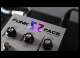 Stuart Zender Funk Face Pedal Demo