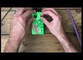 Fuzzrocious Pedals - Egg Sack - boost drive distortion - guitar & bass demo