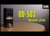 Mr Black OD-503 Overdrive - JayLeonardJ