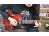 Porter Ricochet P90 Demo in a Gibson SG