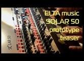 SOLAR 50   Big Ambient Machine prototype teaser