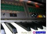 "WERSI - ""Funky"" Wersimatic CX1 ...(1982)"