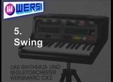 "WERSI - Wersimatic CX2 digital  ♫ 1984 official promotion demo / 7"" vinyl single advertising"