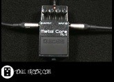 Boss ML-2 Metal Core Distortion Demo