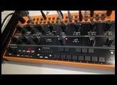 Behringer Crave Novation Bass Station 2 at clockwork
