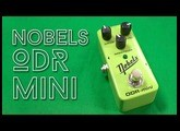 Now smaller!!! Nobels ODR 1 Mini - Review