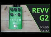 REVV G2 - Sound Demo (no talking)