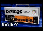 Orange Rocker 15 Terror - Is this the Lunchbox Amp we've been waiting for?