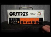 Orange Rocker 15 Terror - Sound Demo (no talking)