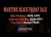 Martinic Black Friday Sale