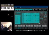 Rob Papen Live Stream 21 Nov. Punch-2 and XY-Transfer