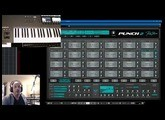 Rob Papen Live Stream 7 November B.I.T. meets MiniMoog and Punch-2