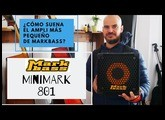 Markbass Micromark 801 Spanish review with English subs.