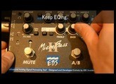 EBS - MicroBass II Preamp test