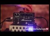 Review Demo - Ampeg SCR‑DI Direct Box with Scrambler Overdrive