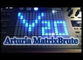Arturia MatrixBrute v2 0