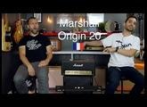 Marshall Origin 20 - Démo d'Ampli