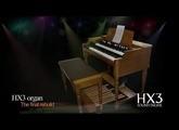 HX3 Final Organ Rebuild