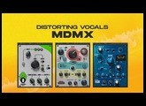 Vocal Distortion Tips with Waves MDMX Plugins