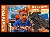 ROLAND MC-707 : Test de la Groovebox à tout faire