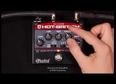 Tonebone by Radial Engineering Hot British V9 : Demo by Abel Franco