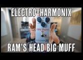 EHX Ram's Head Big Muff Reissue - Demo