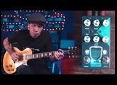 Crazy Tube Circuits KILLER V | Magnatone-style amp in box | OD + Vibrato pedal
