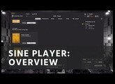 Introducing: the SINE Player