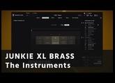Junkie XL Brass: Walkthrough 2 - Instrument Playthrough